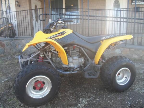 2004 HONDA TRX 250 EX